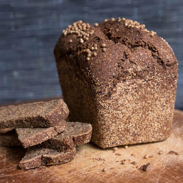 Бородинский цельнозерновой хлеб с цикорием